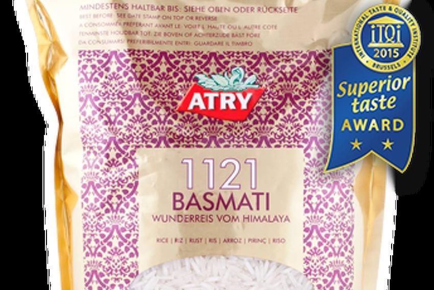 Basmati riza 1121 povucena sa trzista
