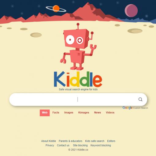 Kiddle popularna tražilica za djecu